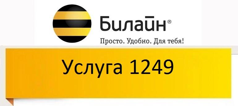 Услуга 1249